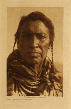 Hairy Moccasin (also known as Esh-sup-pee-me-shish) (c.1854—October 9, 1922) was a Crow scout for George Armstrong Custer's 7th Cavalry during the 1876 campaign against the Sioux and Northern Cheyenne.
