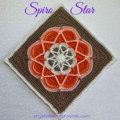Ravelry: Spiro Star by Helen Shrimpton