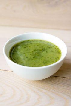 Tijd voor soep: Kervelsoep met diepvrieskervel