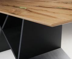 Emme - Natisa Srl - Tavoli e sedie di design in legno e metallo