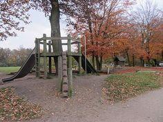 Spielgeräte im Öjendorfer Park