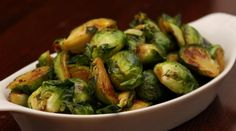 The Best Spicy Roasted Brussels Sprouts #DivaSays #Delhi #NCR #drinks #food #dishes #recipes #dining #spicy #brusselsprouts