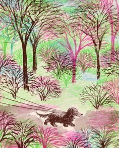 Part-time Dog - written by Jane Thayer, illustrated by Seymour Fleishman (1965).