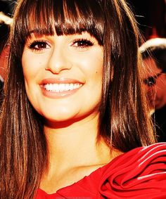 Lea Michele -- singer and actress -- went vegan shortly after reading Skinny Bitch.