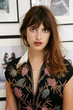 The Secret to French Girl Hair - Jeanne Damas