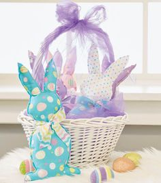 Sew Easter Bunnies