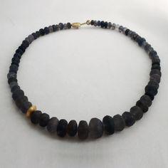 Poppy Dandiya necklace