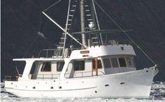 DeFever 1967   53 ' Motor Yachts, Classic Yachts, Classic Motors, Sailing Ships, Boats, Play, Beautiful, Ships, Sailboat