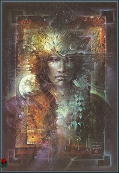 'Dream Oracle' ~ Susan Seddon Boulet