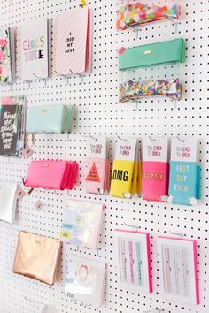 """Tour Ban.Do's Glittery, Colorful, & Insanely Fun L.A. Office #refinery29  http://www.refinery29.com/bando-office-tour#slide-6  Have you become more creative in this office?""""Definitely, 100%. I think working with someone like Jen [Gotch], it's just so insp http://amzn.to/2qWZ2qa"""
