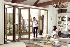 Bi Fold Doors | Bi Folding Doors | Sliding Folding Doors | Vision Door Systems