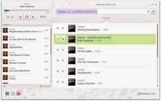 Descargar Freemake Music Box 1.0.1.5  Búsqueda de música en línea gratis. Escuche millones de canciones en línea. Organiza tu colección de música de una manera más simple