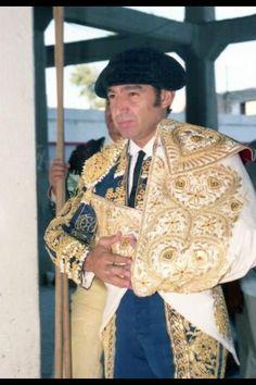Manolo Martínez, el mandón de la fiesta.