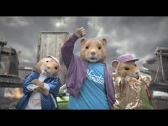 Party Rock Anthem-Kia Soul Hamster Commercial  **Bowen always laughs and dances for this comercial, as he should given how cute these hamsters are**
