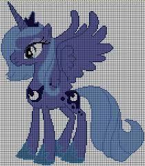my little pony friendship is magic cross stitch pattern - Google Search
