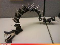 Binder Clip Python