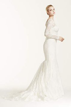 Designer Wedding Dresses & Designer Gowns | David's Bridal