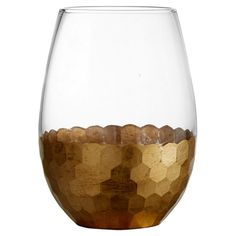 Daphne Stemless Wine Glass (Set of 4) - The Seasonal Soiree on Joss & Main