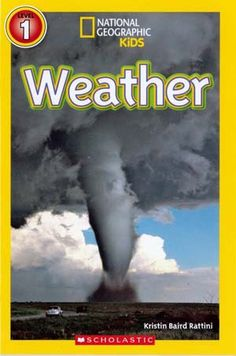 What causes thunder and lightning? How do different clouds form? What makes a tornado twist? Kids will discover the answers to these questions and more in this colorful, photo-packed book.