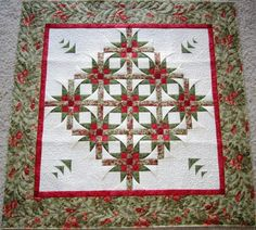 Mexican Star Quilt Pattern Mexican Star 2 Mexican