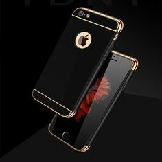 Luxury Case For iPhone 6 Cases For iPhone 6S   Nano Film Screen Protector