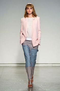 Rebecca Taylor Spring 2014 Ready-to-Wear Collection