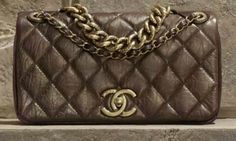 Chanel Pondichery bag from the Paris-Bombay 2012 collection. SA: 'Because it becomes more popular, so we keep selling it'