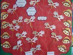 Resultado de imagem para sugestões para festejar carnaval na Escola/ Ornamentação