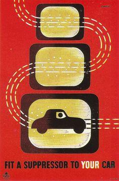 Tom Eckersly Was The First Modern Graphic Designer