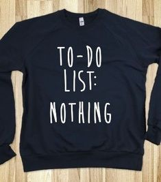 To-Do List: Nothing - Galaxy Cats - Skreened T-shirts, Organic Shirts, Hoodies, Kids Tees, Baby One-Pieces and Tote Bags #friki #hipster #camiseta #camisetaes