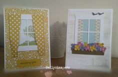 Independent Stampin' Up!® Demonstrator UK. Happy Home, inside and out.