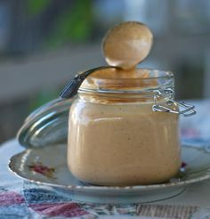 Creamy Barbecue Ranch dressing