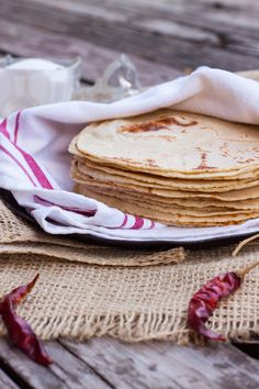 Homemade Corn Tortillas! TORTILLAS DE MAIZ HECHAS EN CASA | the sweet molcajete