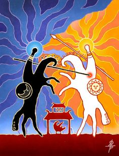 """Вечер"" http://vesemir.blogspot.ru/2017/02/vecer.html*******  #mythology , #pagan , #slavic_mythology , #pagan_mythology"