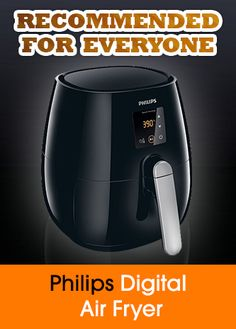 Philips Digital Air Fryer in Review | kitchenworth.com