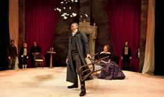 """I felt like the luckiest person in the world to have seen:  """"The Cherry Orchard"""": John Turturro plays Lopakhin and Dianne Wiest portrays Ranevskaya in Classic Stage Company's production of Chekhov's classic this past winter at the Classic Stage Company, NYC.  One of the best performances I've ever seen!"""