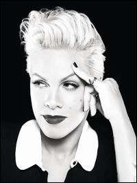 Blow Me (One Last Kiss) by P!nk is at #5 on Billboard's Hot 100 chart. Can she be any more awesome??
