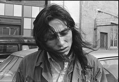 John Trudell, one of the Indian leaders, photographed March 1971 during the Indian takeover of Alcatraz Island. Photo: Clem Albers, The . Native American Wisdom, Native American History, American Spirit, Native American Indians, Banks, Christian World, World View, Native Indian, First Nations