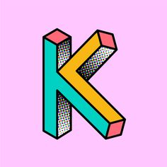 My #K for #36daysoftype 1st edition. #36days_k #typography #type #typeface #fonts #letters #lettering #tipografia #illustration #design #vector #geometric #impossible #alphabet #typographyinspired #typographyjournalsubmissions #typedaily #thedailytype #practise #graphics #art #illustration #vectordesign #thedesigntip #graphicdesign #K #disseny