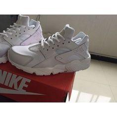 Nike Air Huarache Womens Mens White Silver | huarache