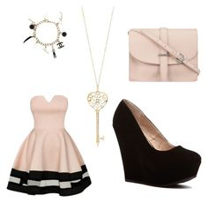 """""""classic"""" by glitter-on-the-beach ❤ liked on Polyvore featuring Chanel and M.N.G"""