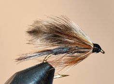 Adams Wet Fly - size 14 or 16