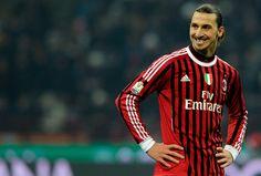 #AC Milan  #Zlatan Ibrahimovic