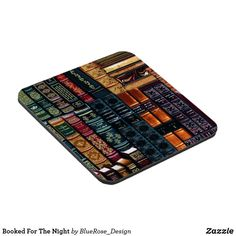 Booked For The Night Beverage Coaster Beer Mugs, Coffee Mugs, Cold Drinks, Beverages, Custom Coasters, Drink Coasters, Christmas Card Holders, Hand Sanitizer, High Gloss