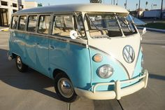 1966 Volkswagen Bus/Vanagon deluxe