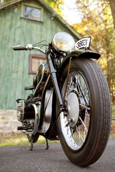 """combustible-contraptions: """" 1937 BMW R6 """""""
