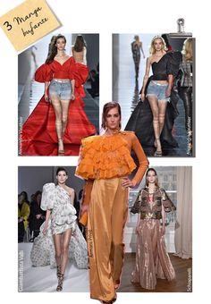 Dossiê Fashion Week: 5 Trends da Alta Costura Paris, Verão 2017!!