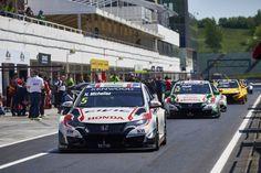 #Michelisz #Honda #Hungaroring #wtcc
