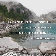 30 Inspirational Sayings and Quotes about Nature