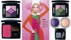 DIOR MAKEUP Spring 2015 Makeup collection Kingdom of Colors